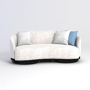小型沙發模型