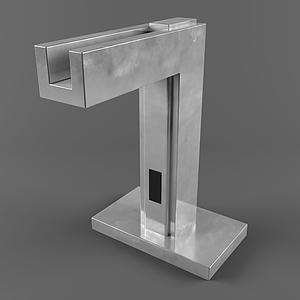 現代設計式水龍頭模型