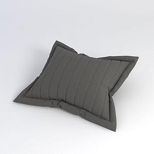 布藝抱枕模型