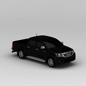 3d丰田<font class='myIsRed'>汽车</font>模型