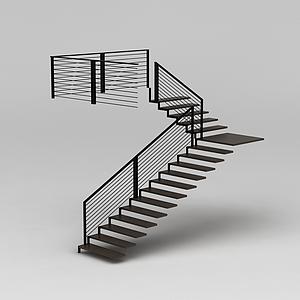 工作室樓梯模型