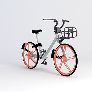 摩拜單車模型