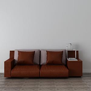 家具飾品組合模型