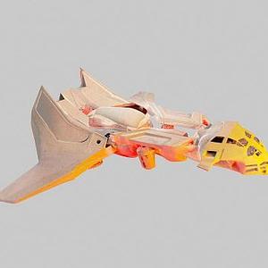 宇宙飛船模型