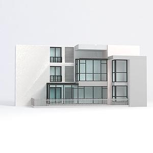 陽光房窗戶模型