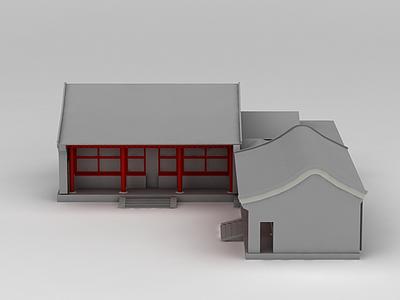3d中式古典<font class='myIsRed'>房子</font>免費模型