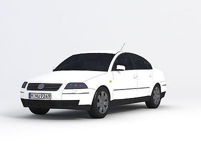 3d汽車模型
