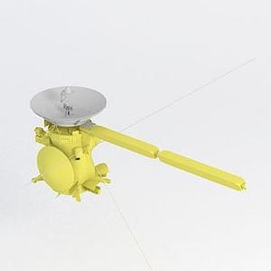 新視野號探測器模型