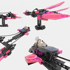 LEGO樂高積木玩具模型