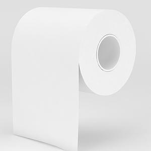 廁所卷紙模型