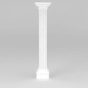 羅馬柱模型