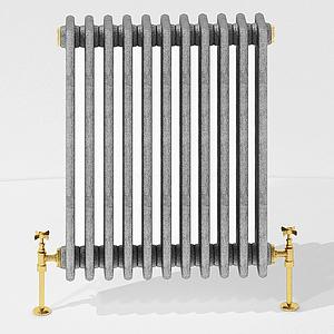 暖氣片模型
