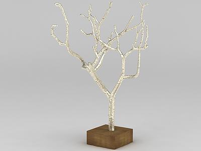 樹裝飾品模型3d模型