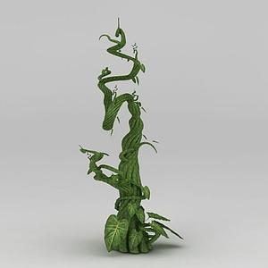 消消樂樹藤模型