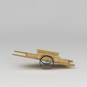 平板車模型