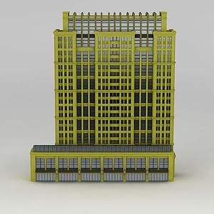 3d<font class='myIsRed'>樓房</font>建筑模型