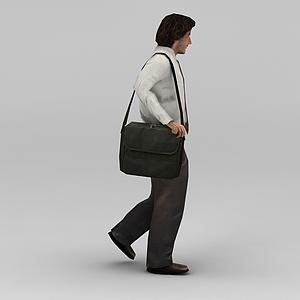 中年男人模型