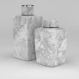 日用品瓶子模型