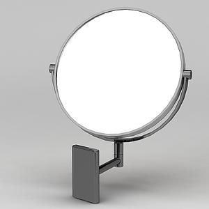 浴室化妝鏡模型