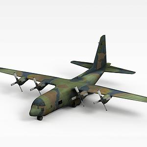 運輸機C130-YUN20模型
