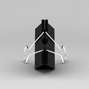 燕尾夾模型