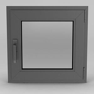 單開窗模型