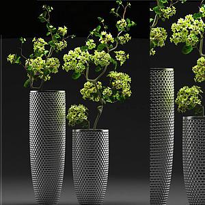 現代盆景樹組合模型