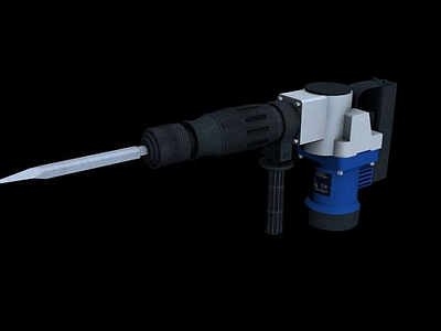 3d電鎬模型