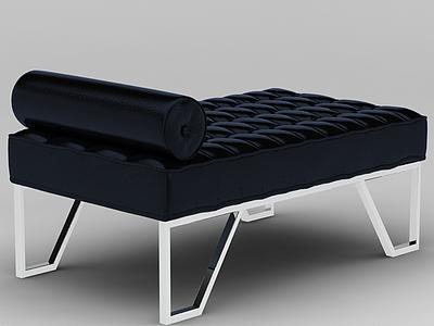 時尚沙發榻模型3d模型