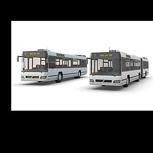 公交車模型