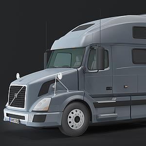 卡車頭模型
