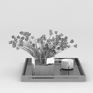 3d生活<font class='myIsRed'>家居</font>擺件模型
