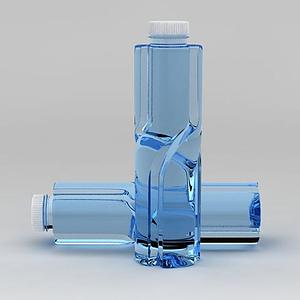 百歲山礦泉水模型