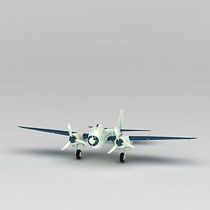轟炸機模型