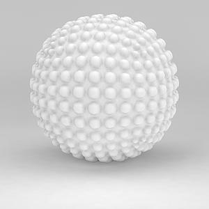 高爾夫球模型