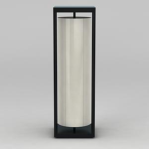 圓筒燈模型
