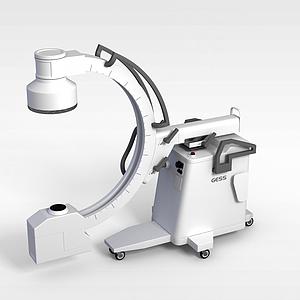 醫用x射線機模型
