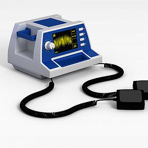 除顫器模型