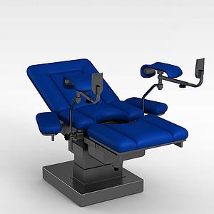 多功能手術床模型