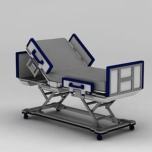 醫用病床模型
