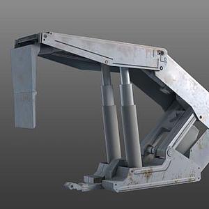 液壓支架模型