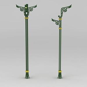 云霄燈模型