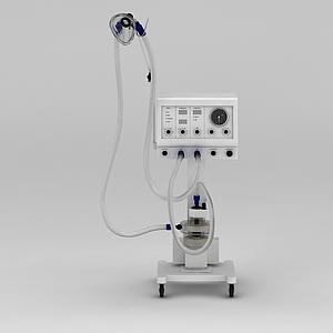 醫用制氧機模型