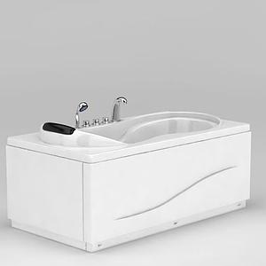 法恩莎FAENZA浴缸模型