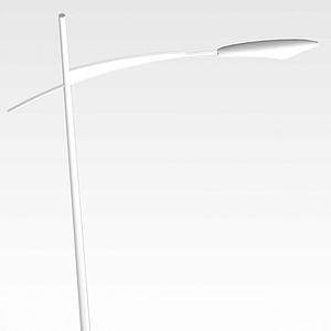 菱形單頭燈模型