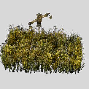 稻草人模型