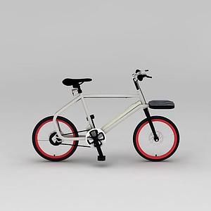 山地自行車模型