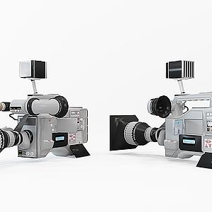 攝像機模型