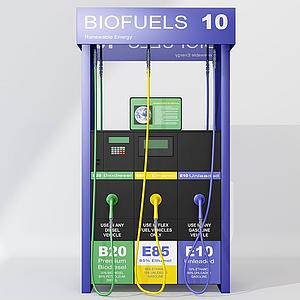 加油機模型