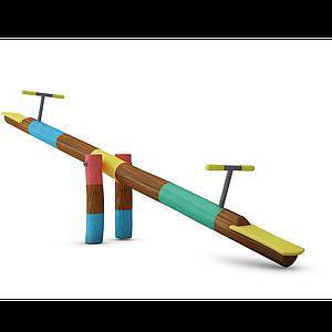 蹺蹺板模型